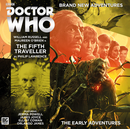 The Early Adventures #3.2 - The Fifth Traveller - Big Finish Audio CD