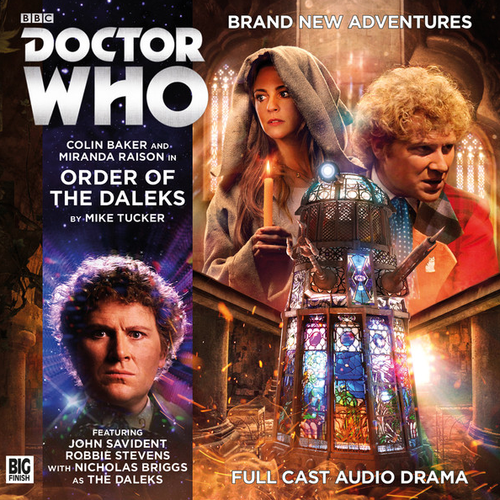 Order of the Daleks Audio CD - Big Finish #218