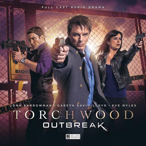 Torchwood: Outbreak - Big Finish Audio CD