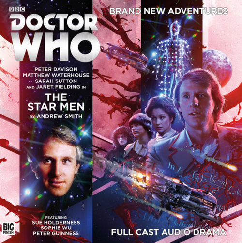 The Star Men Audio CD - Big Finish #221
