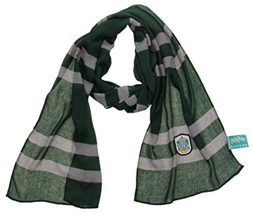 Slytherin House Lightweight Scarf