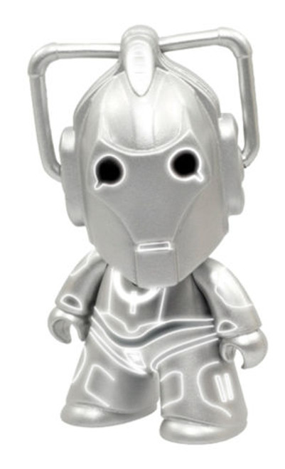 "Doctor Who ""Army of Ghosts"" Cyberman Titan Vinyl Figure - Doctor Who Comic Book Day 2016 Exclusive"