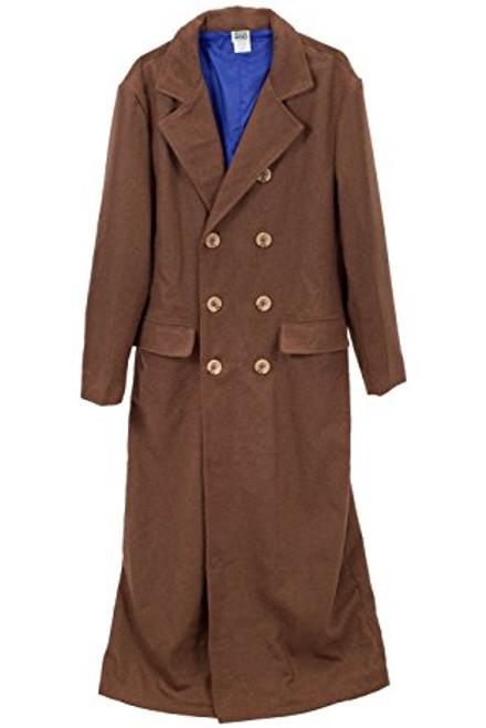 Tenth Doctor David Tennant Men's Coat