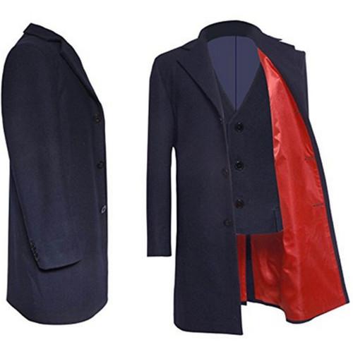 Twelfth Doctor Peter Capaldi Men's Jacket