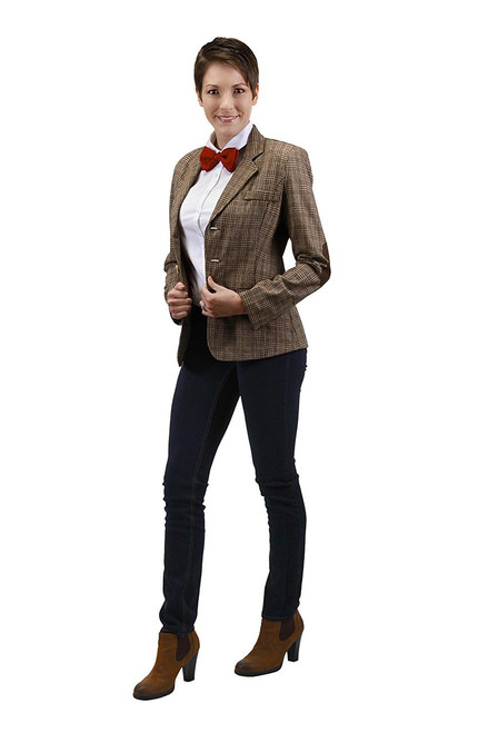 Eleventh Doctor Matt Smith Women's Jacket