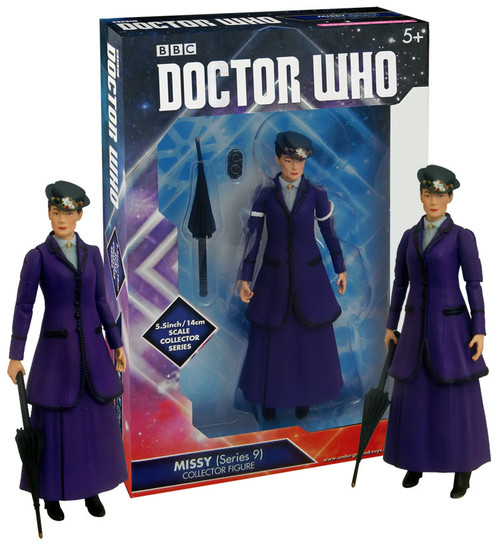 """Missy """"The Master""""- Series 9 Action Figure - Character Options"""