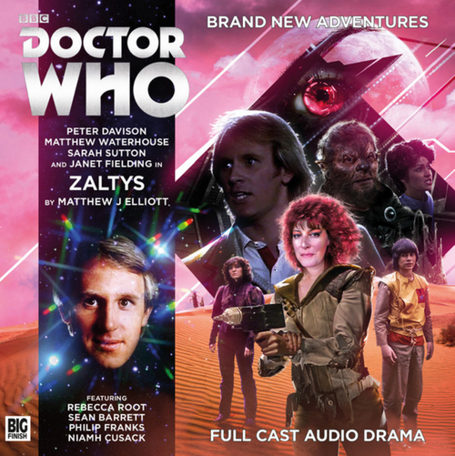 Zaltys Audio CD - Big Finish #223