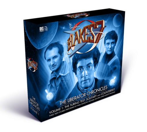 Big Finish Blake's 7 Liberator Chronicles: Volume 1