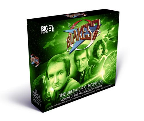 Big Finish Blake's 7 Liberator Chronicles: Volume 3