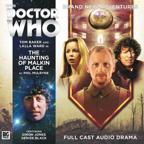 4th Doctor Stories: #6.5 The Haunting of Malkin Place