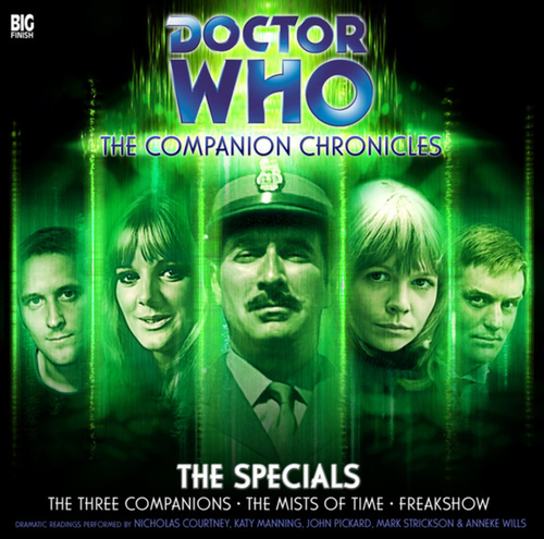 Companion Chronicles - The Specials Box Set