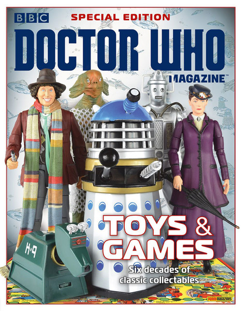Doctor Who Magazine Special: Toys & Games