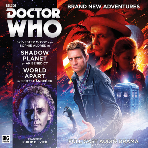 Shadow Planet/World Apart Audio CD - Big Finish #226