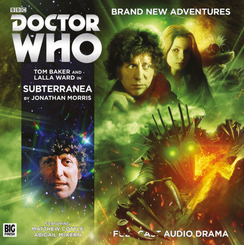 4th Doctor Stories: #6.6 Subterranea