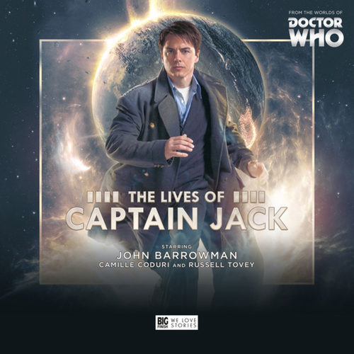 Torchwood: The Lives of Captain Jack - Big Finish Audio CD
