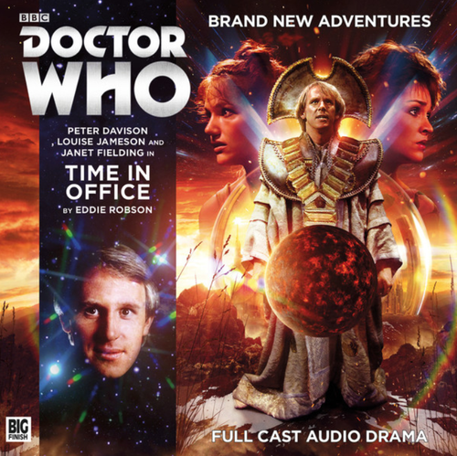 Time in Office Audio CD - Big Finish #230