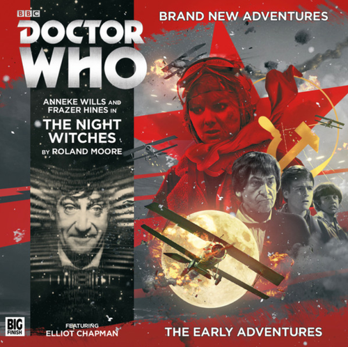 The Early Adventures #4.1 - The Night Witches - Big Finish Audio CD