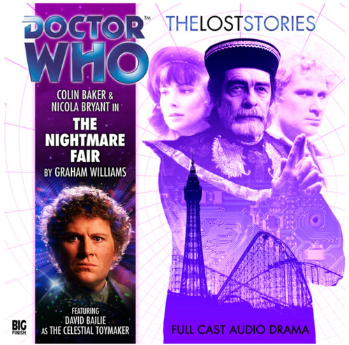 The Nightmare Fair - The Lost Stories #1.01 - Big Finish Audio CD