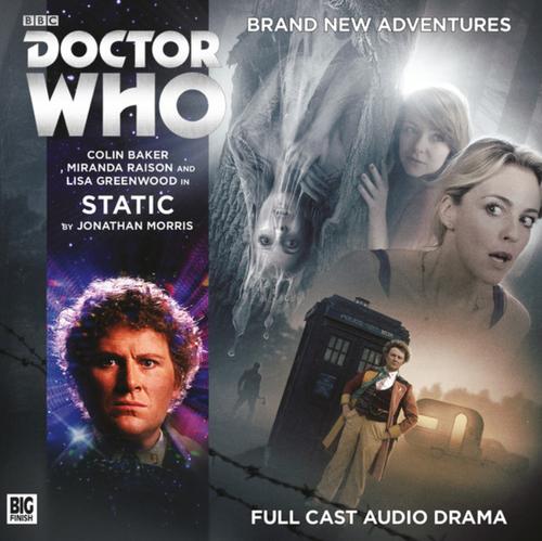 Static Audio CD - Big Finish #233