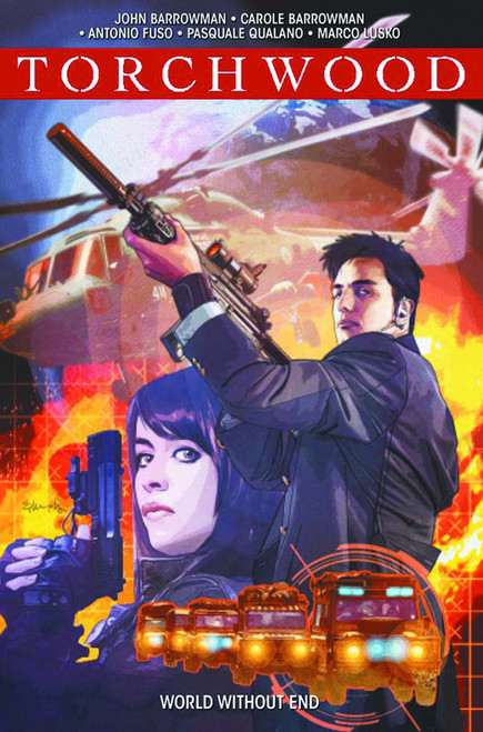 Torchwood Vol. 1: World Without End - Soft Cover Graphic Novel