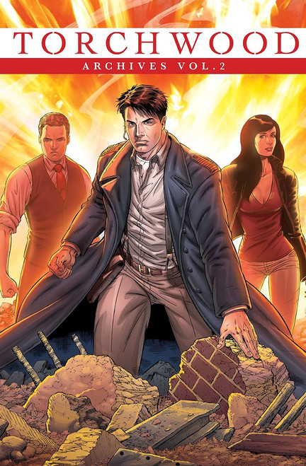 Torchwood Archives, Vol. 2 - Soft Cover Graphic Novel