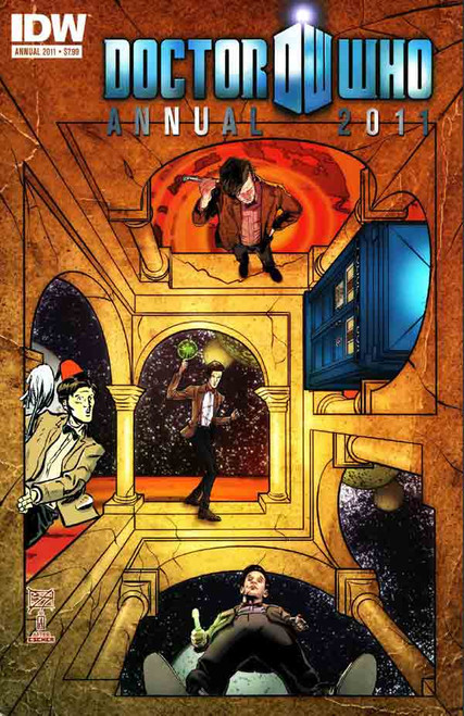 Doctor Who Annual 2011