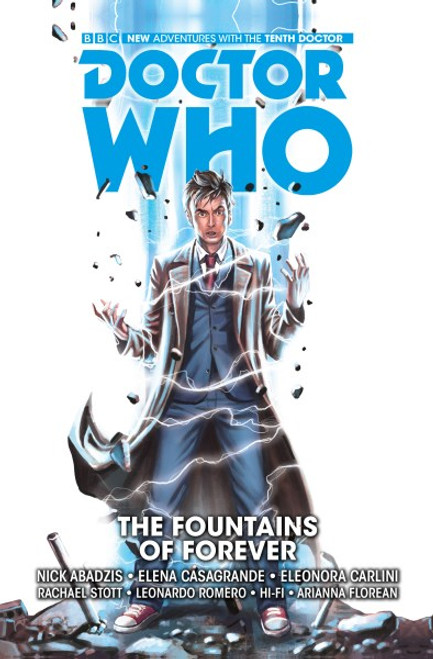 Doctor Who: The Tenth Doctor, Vol. 3 - The Fountains of Forever (Soft Cover)