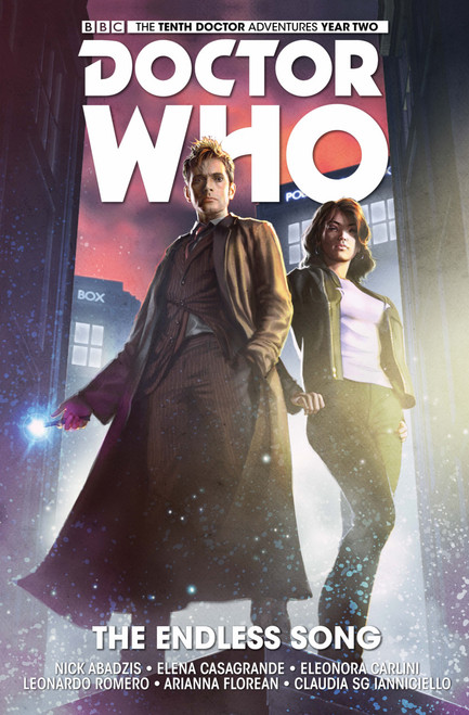 Doctor Who: The Tenth Doctor, Vol. 4 - The Endless Song (Soft Cover)