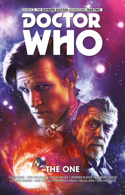 Doctor Who: The Eleventh Doctor, Vol. 5: The One (Soft Cover)