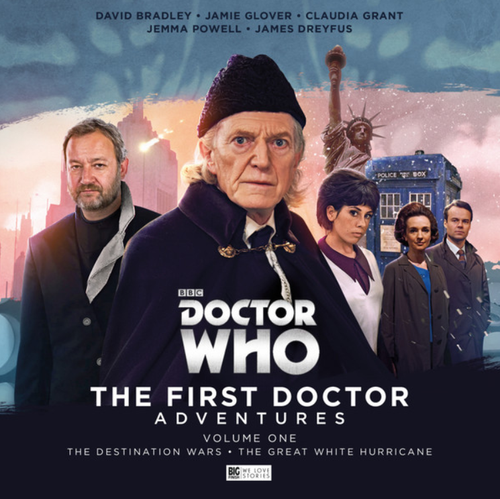 The First Doctor Adventures - Volume 1 (Big Finish Audio Box Set)
