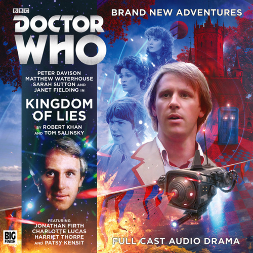 Audio CD Kingdom of Lies - Big Finish #234