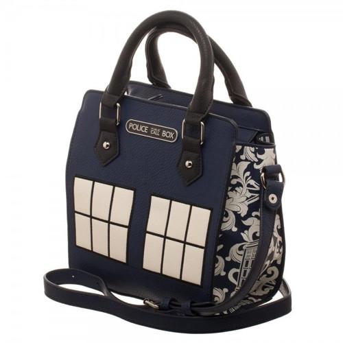 TARDIS Mini Brief Handbag