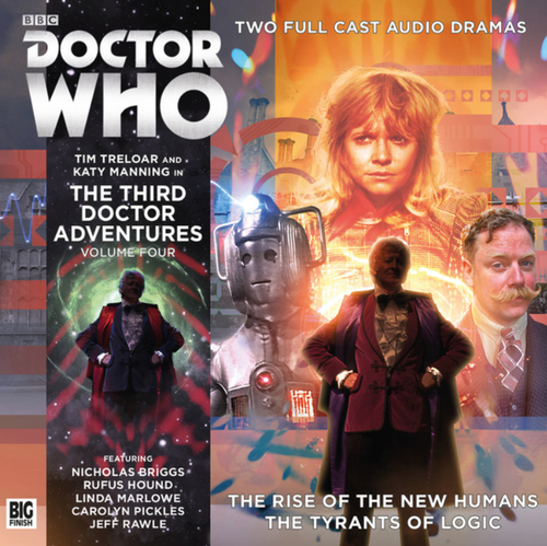 Third Doctor Adventures Volume 4 - Big Finish Audio CD