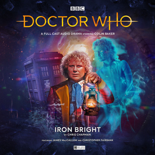 Audio CD Iron Bright - Big Finish #239