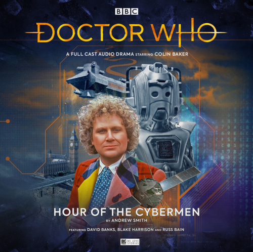 Audio CD Hour of the Cybermen - Big Finish #240