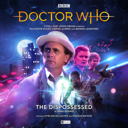Audio CD The Dispossessed - Big Finish #242