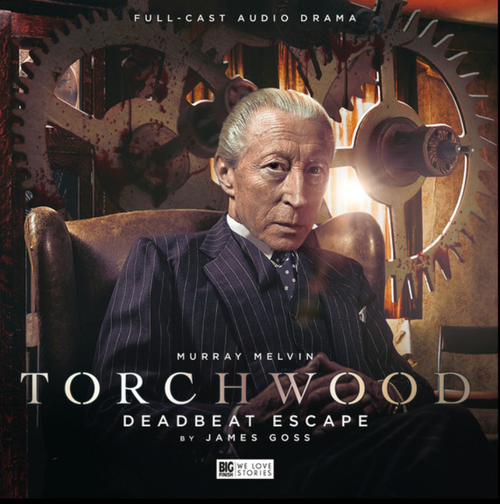 Torchwood: Deadbeat Escape - Big Finish Audio CD