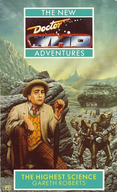 """Highest Science"" New Adventures Paperback Book"