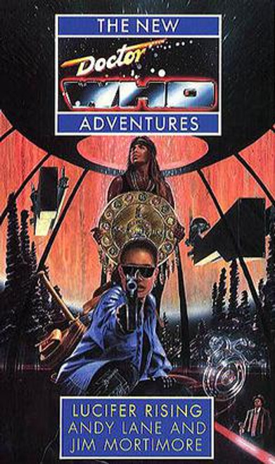 """Lucifer Rising"" New Adventures Paperback Book"