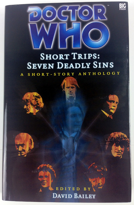 Big Finish Short Trips #12: Seven Deadly Sins Hardcover Book
