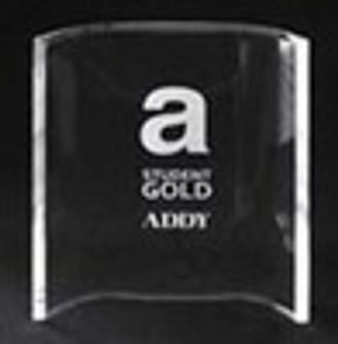 Student Gold Plaque
