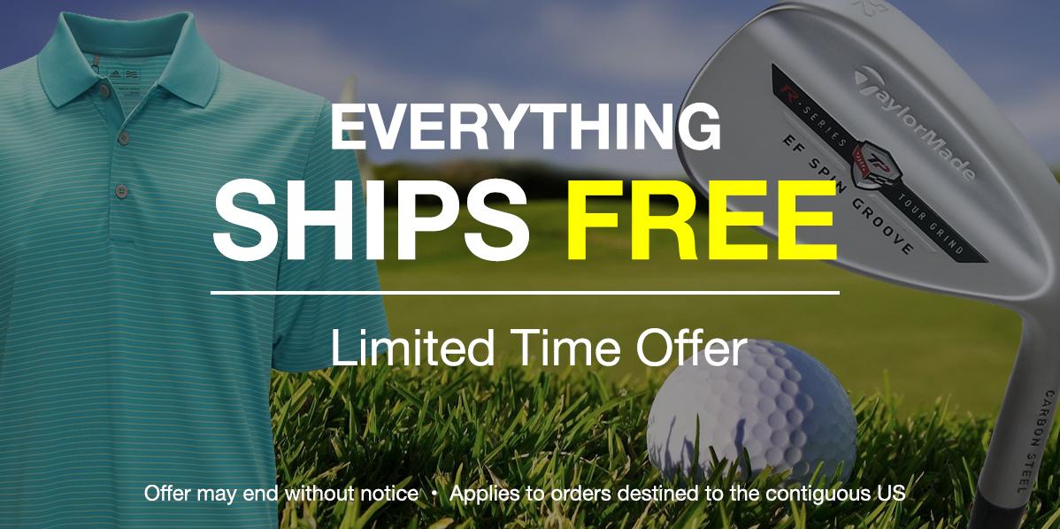 Everthing ships FREE