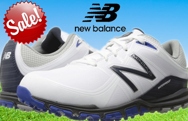 New Balance Golf Shoe Sale