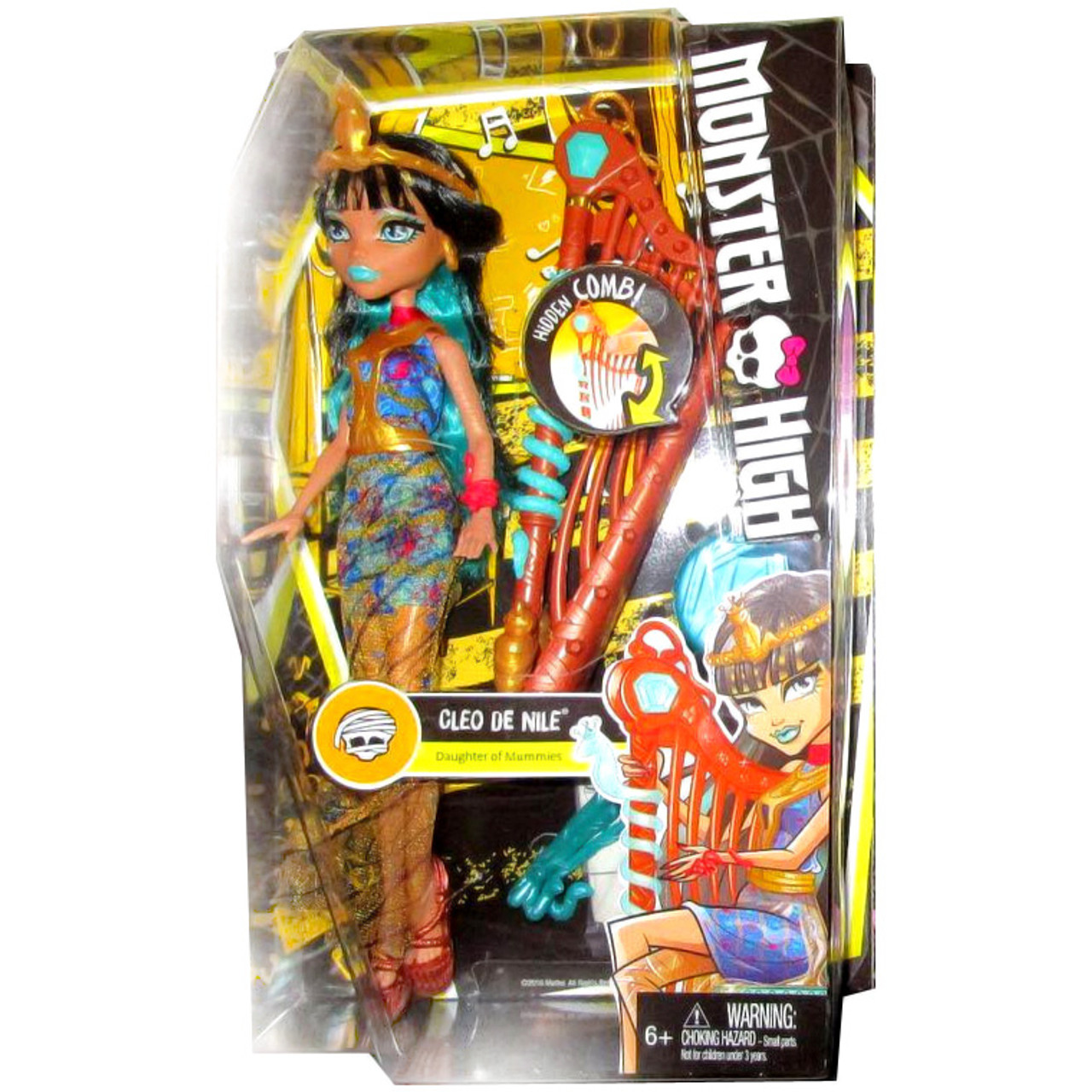 bentzen s emporium monster high music class cleo de nile doll