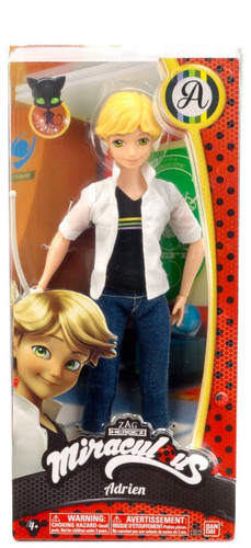 Buy Now Miraculous 10 5 Inch Adrien Fashion Doll