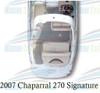 2007 Chaparral 270 Signature 4-Piece Replacement Carpet Set