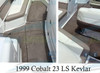 1999 Cobalt 23 LS Kevlar 5-Piece Replacement Carpet Set