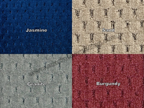 32 oz. Pontoon Boat Carpet  - 8.5' wide x Various Lengths' Remnants