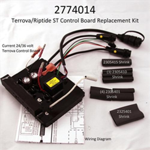 Minn Kota Terrova 112 Thrust 36V Main Control Board #2774014