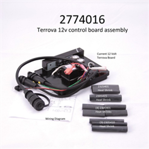 Minn Kota 12V Terrova Main Control Board #2774016